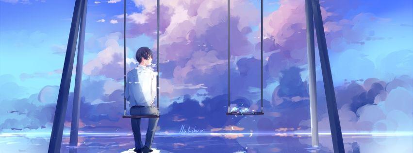 Anime Original Facebook Cover Cover Abyss Anime Cover Photo Cover Photos Anime