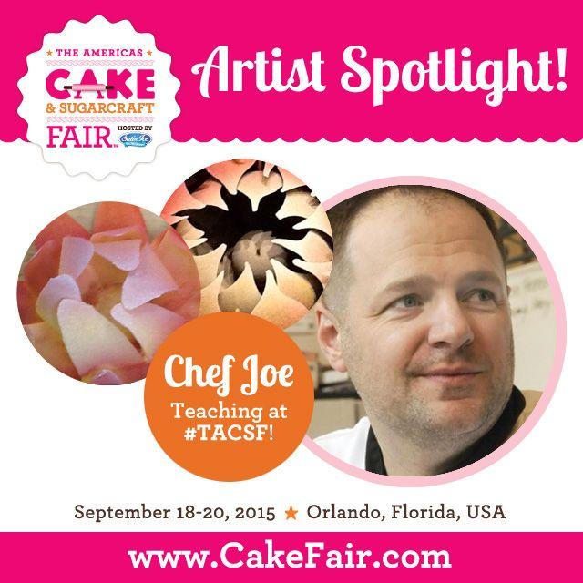 Artist Spotlight - Joseph Cumm! Stay tuned for the next week's artist on the Cake Fair Facebook page!