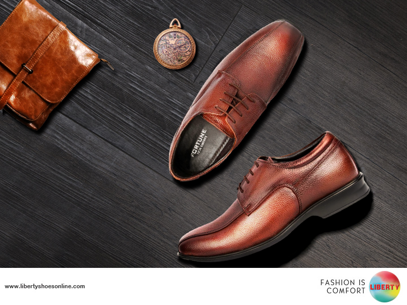 Taking care of your formal leather shoes, leather ballerinas or any leather footwear doesn't have a sole purpose of making your shoes look good, but also has an additional purpose of bringing back the health, salubriousness, pristine shine and nourishment of the shoe back prolonging the shoe life.