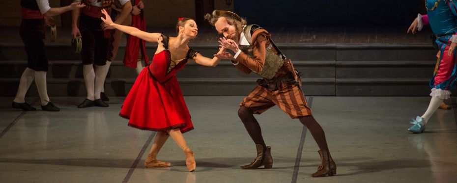The Wilhelm Kienzl Opera Don Quixote is on at the Odessa Opera House on the 13th March. Show starts at 18.30. For tickets call (048) 740 51 47