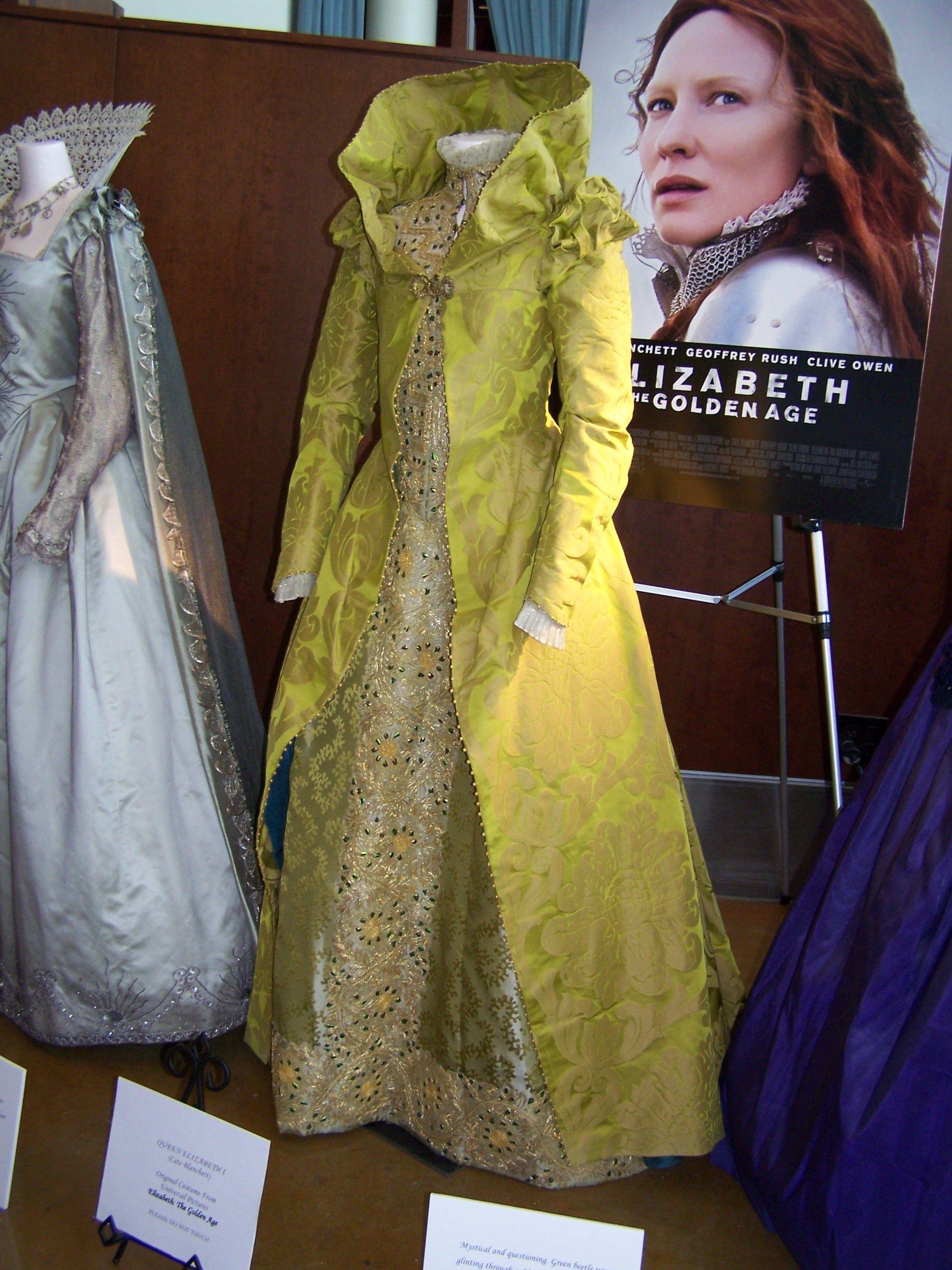 100 5432 Jpg 1932 2576 Movie Costumes Costume Design Lime Green Dress [ 2576 x 1932 Pixel ]