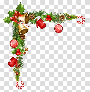 Christmas Garland Clip Art Free Download Free Christmas Borders Christmas Tree Clipart Christmas Clipart Free