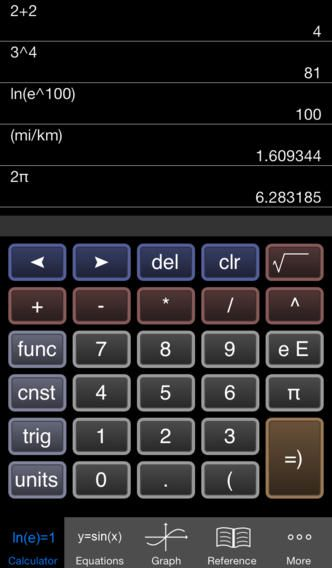 Free free graphing calculator at httpsitunesleusapp free graphing calculator on the app store urtaz Image collections