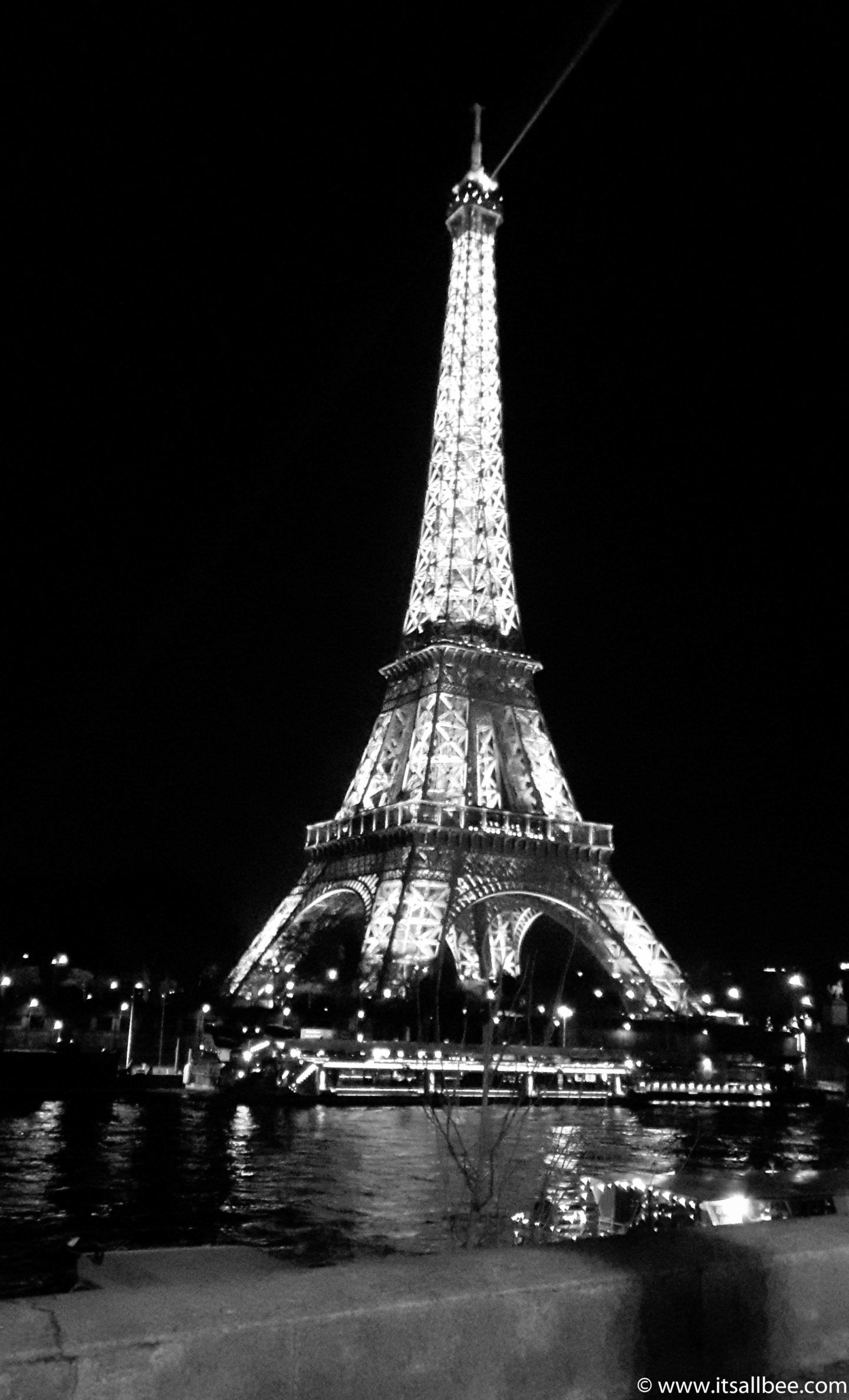 17 Hermosas Imagenes De La Torre Eiffel Eiffel Tower At Night Paris At Night Paris Wallpaper