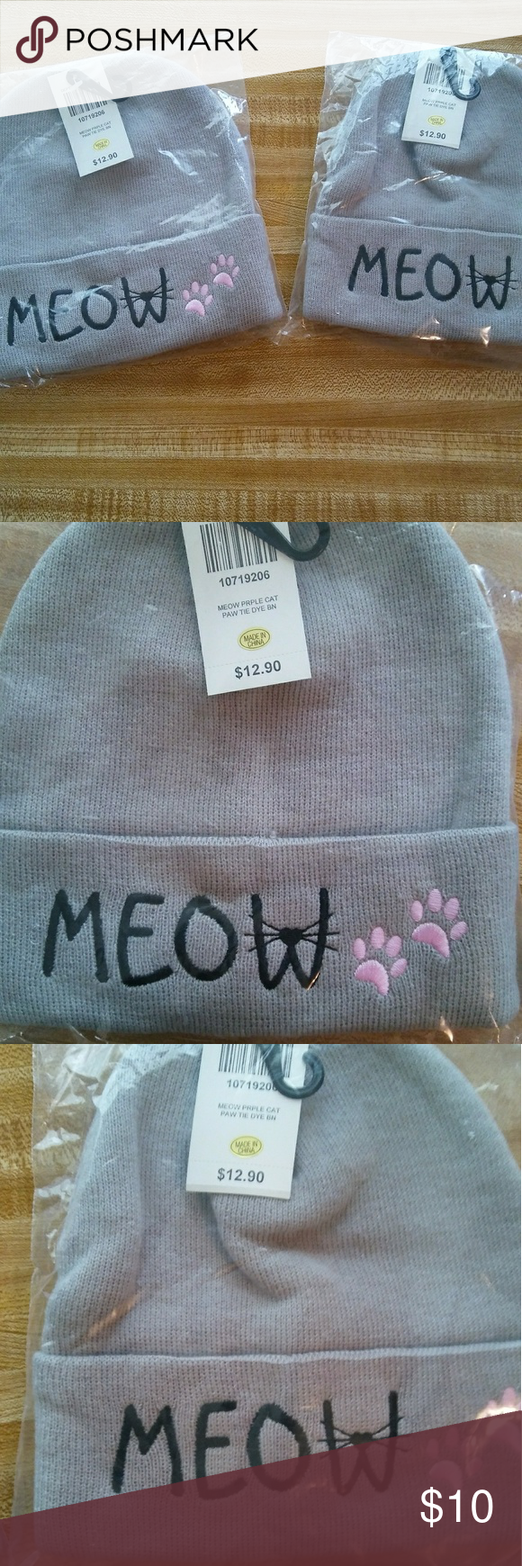 Kitty Beanies Boutique Cat beanie, Accessories hats