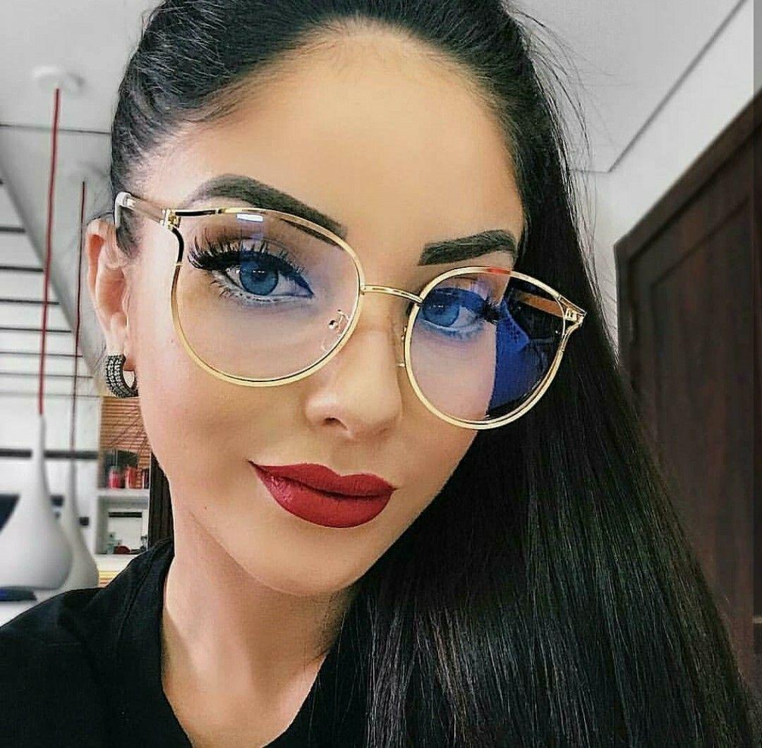 Pretty Glasses Armacao De Oculos Feminino Meninas De Oculos