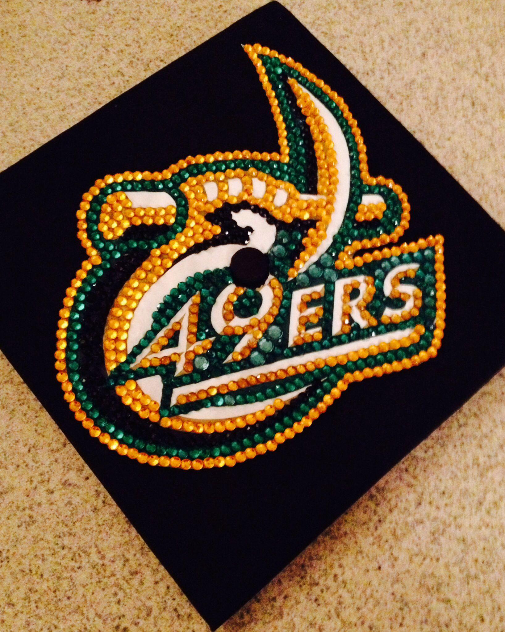 Graduation Cap Uncc Niners Diy Crafts Graduation Graduation