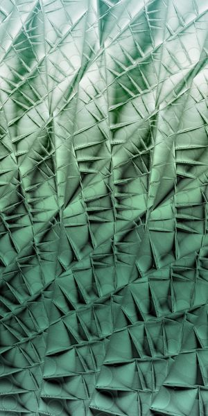 Cactus wall by Yvonne Fido -   Artwork created in UltraFractal5.01  The pattern of cactus spikes in abstract rendition.
