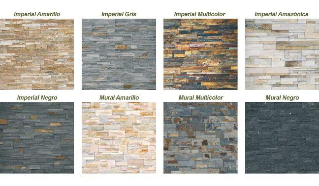Revestimiento De Piedra Para Suelos Disenos Arquitectonicos Y - Piedra-para-revestir-paredes