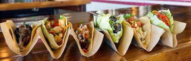 Velvet Taco Opens On West 7th St Video Food Best Places To Eat Taco Place