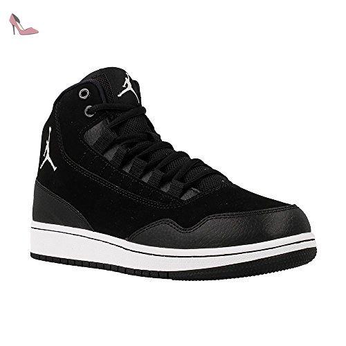 Nike Jordan Executive BG Chaussures de basket-ball, Homme, Noir, 38 -