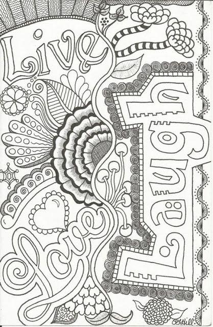 CafE y PunTaDas | Doodles / zentangles / patterns | Pinterest ...