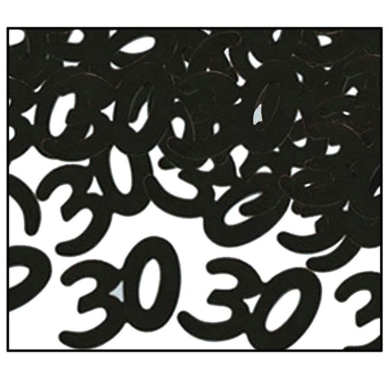 30 Silhouette Fanci Fetti Description Thirty Is The New Twenty This 30 Silhouette Conf 30th Birthday Party Supplies Confetti Bags Birthday Party Supplies
