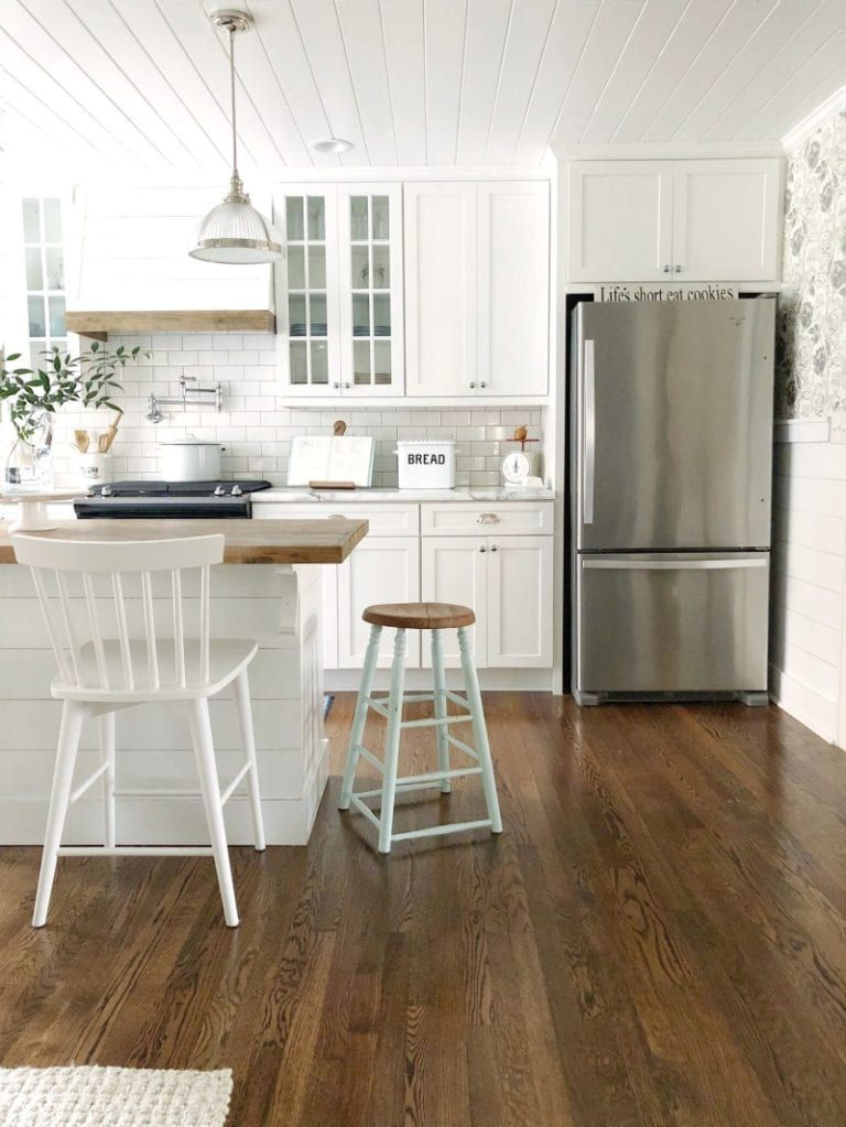 Feature Friday Blue Barn And Cottage Sears Kitchen Remodel