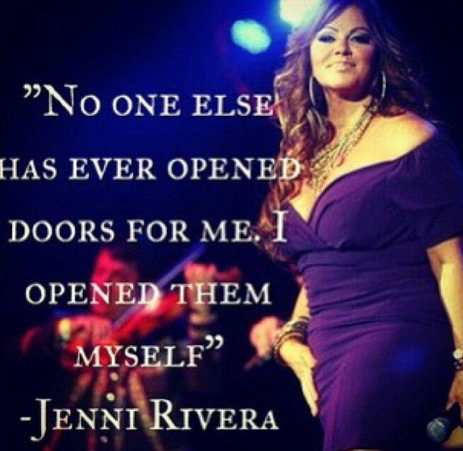 True Statement, Jenni Rivera | Jenny rivera quotes, Jenni ...
