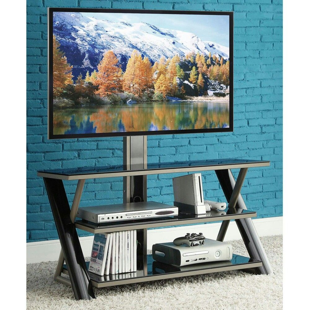 Pin By Naijanyc On Apartment Ideas Flat Screen Tv Stand Flat Panel Tv Tv Stand With Mount