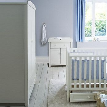 silver nursery furniture. Buy Furniture \u003e Silver Cross Nostalgia Nursery Set From The White O