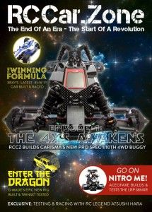 Get Into the Zone with the RCCar.Zone Magazine