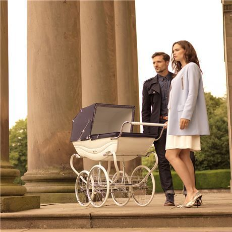 Balmoral Traditional Prams by Silver Cross