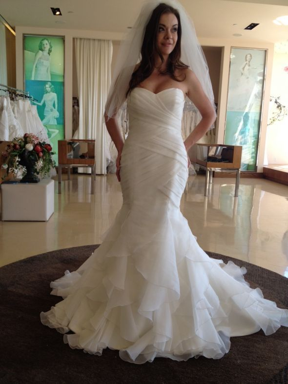Replications of haute couture #weddingdresses can be made for a ...