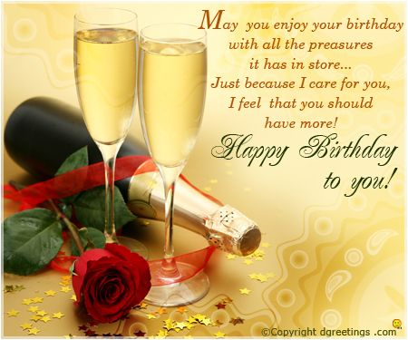 Share this beautiful Birthday cards with your near and ...