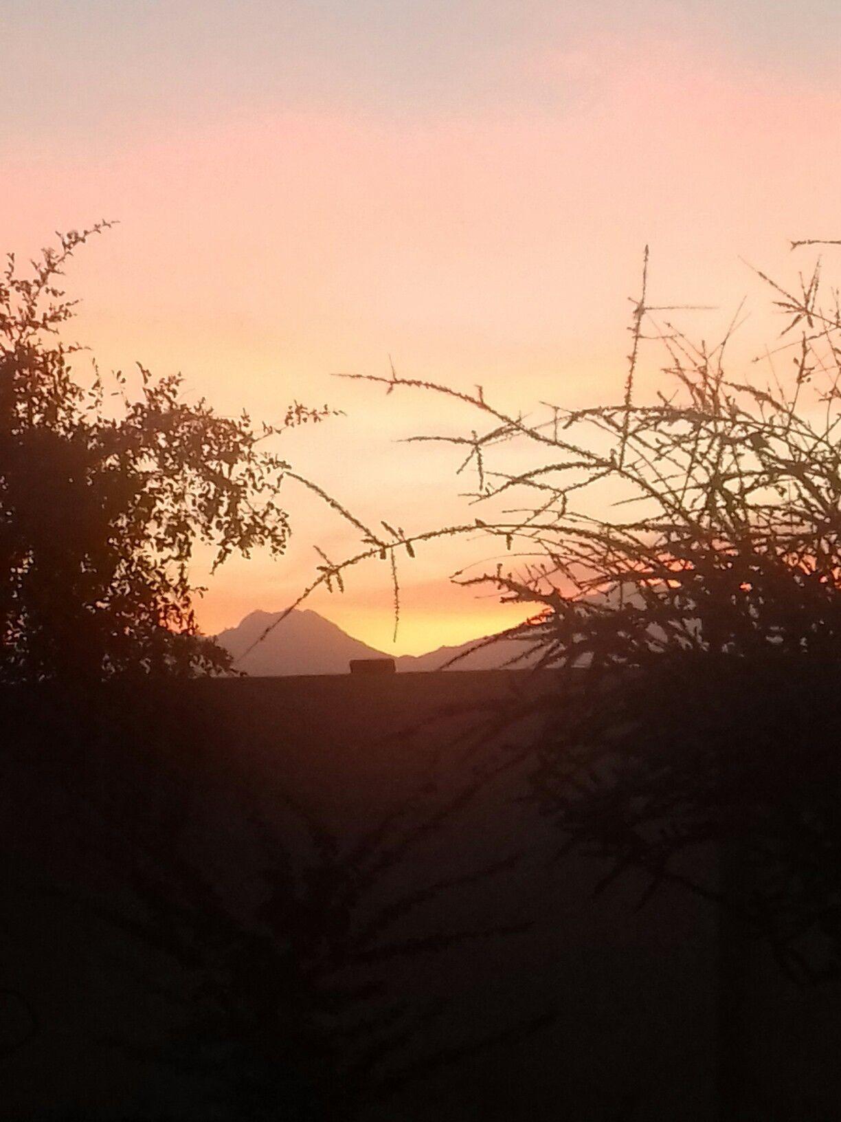 صباحات الريف Sunset Celestial Outdoor