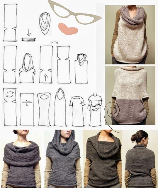 Photo of Modelli maglia-uncinetto-maglina . Come fare maglie originali in poco tempo