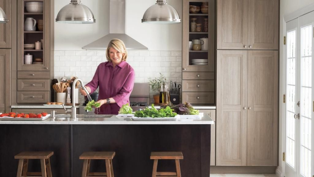 Get some inspiring ideas about design of Martha Stewart kitchen ...