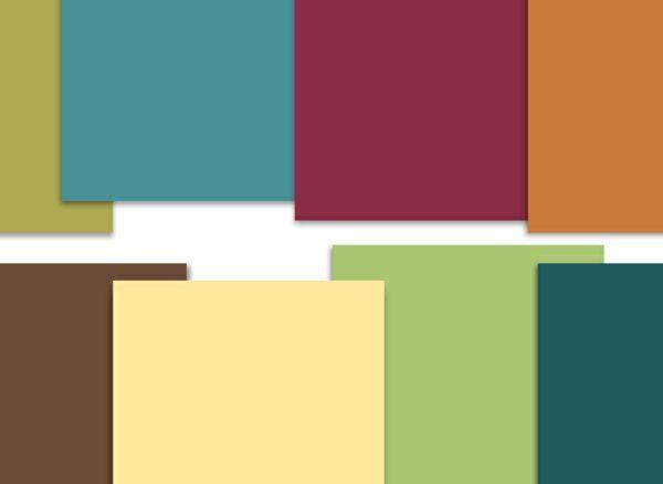 Farbtafel Wandfarbe Wahlen Sie Die Richtigen Schattierungen Home