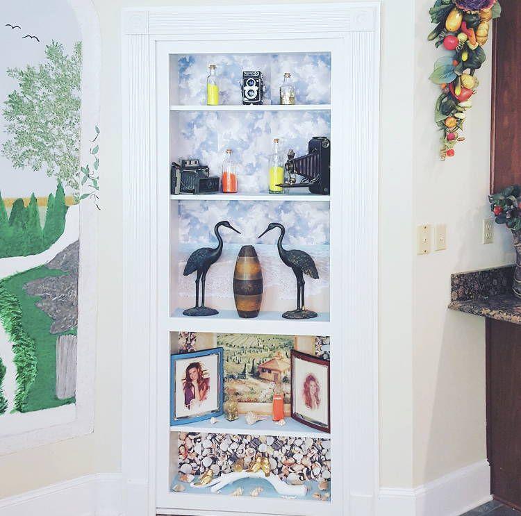 Gallery in 2020 murphy door bookcase door bookcase