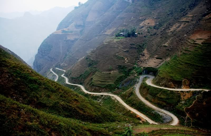 Review du lịch Đèo Mã Pí Lèng - Chinh phục và khám phá