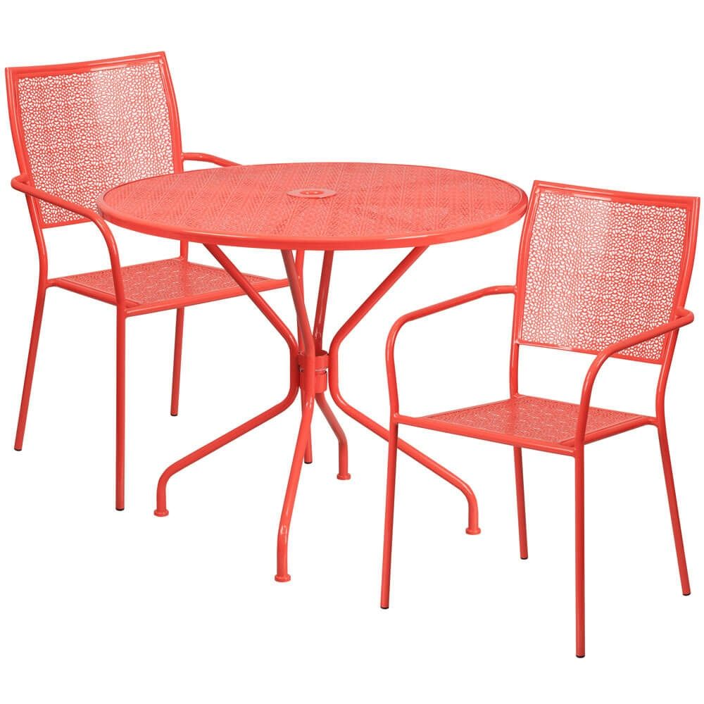 Panini 35 25 Inch Garden Bistro Table