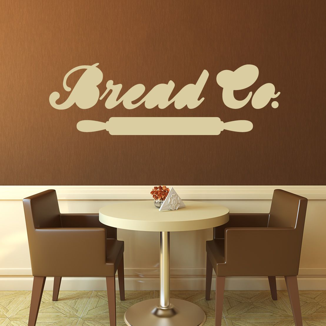 Kitchen wall decals breadcobakerywallartstickers vinyl
