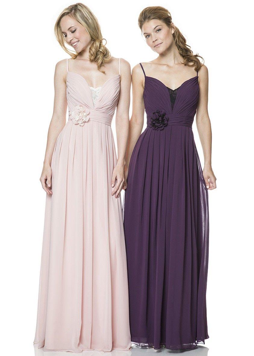 Bari Jay 1504 Elegant Chiffon Dress | Bari jay, Bari and Long ...
