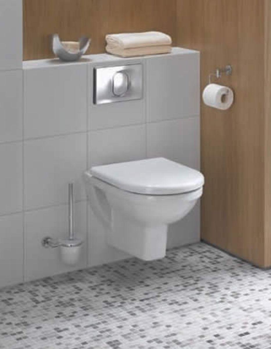 Toilet Bathroom Nice Looking Wall Mount Tank Design Ideas