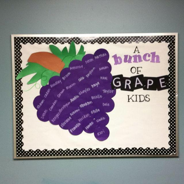 Bulletin Board Ideas Early Childhood: School Bulletin Boards