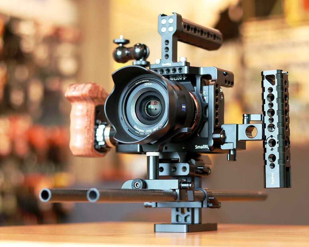 Camera Cage Kit for Sony A7RIII/A7III 2103 | Sony A7RIII | Sony