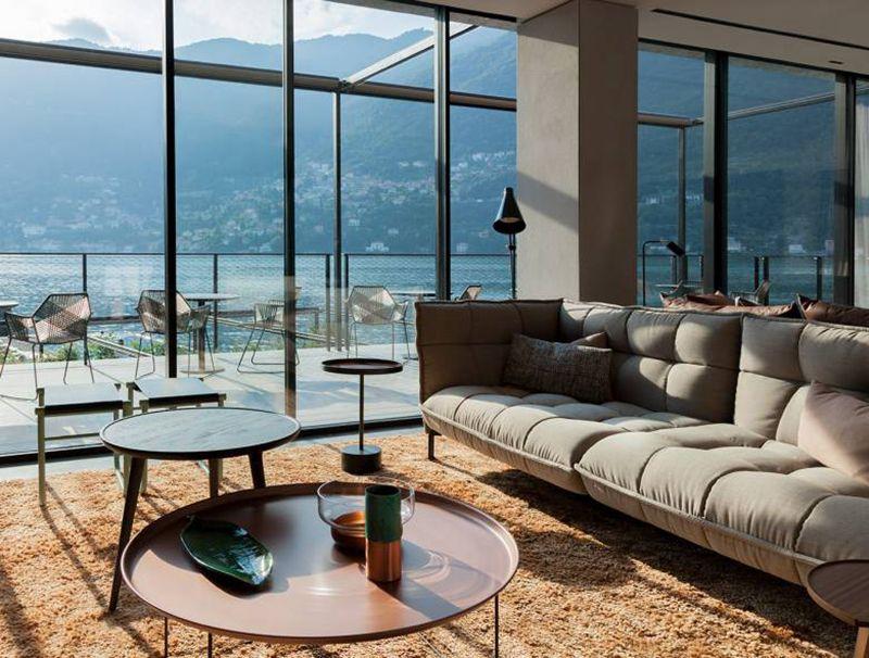 Popular Modern Fabric Sofa And Fabric Bed Modern Fabric Sofa B B Italia Italia Design