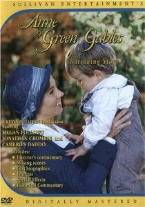 Amazon Com Anne Of Green Gables The Continuing Story Megan