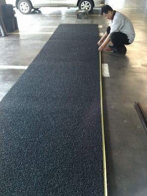 OUR PROJECT 3M NOMAD MATTING, 3M ™ Nomad ™ Projects