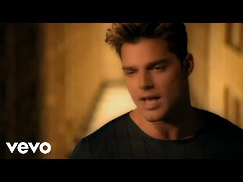Ricky Martin Vuelve Ricky Martin Videos Musicales Musica Romantica