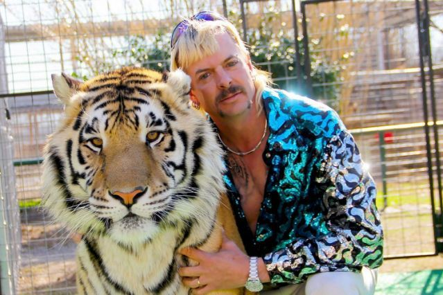 Hey All You Cool Cats And Kittens We Found The Best Carole Baskin Halloween Costume In 2020 Documentaries Tiger Netflix