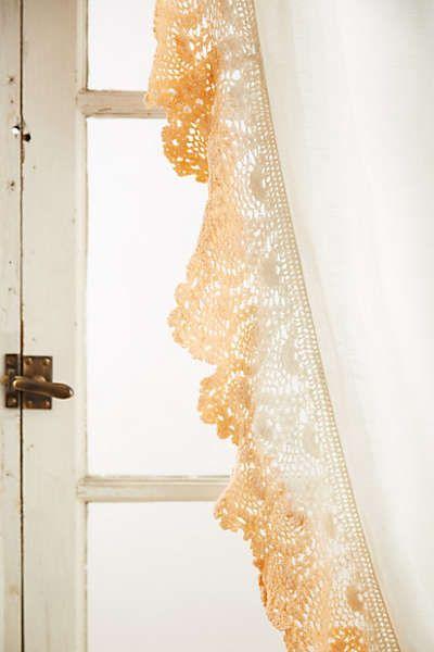 Swirled Mercury Finials Farmhouse Curtains And Window