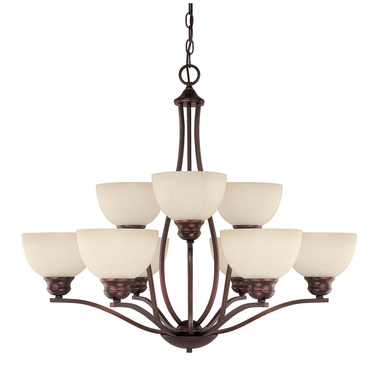 Capital Lighting-Stanton Collection  9-Light Chandelier for Kitchen Table