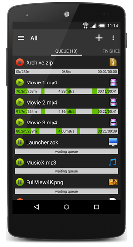 Apk For Android Advanced Download Manager Pro V4 1 6 Build 41651 Apk Marketing Downloads Top Free Apps Android Apps