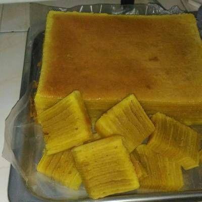Resep Lapis Legit Bangka Thaipan Oleh Widia Yenty Resep Resep Kue Lapis Makanan
