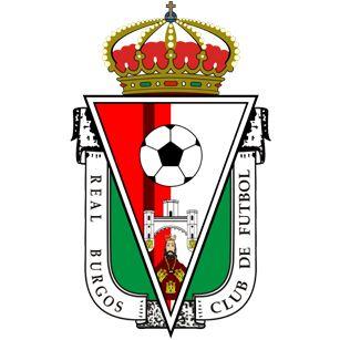 Real Burgos Football Logo Soccer Team Badge