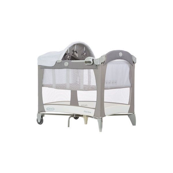 Graco Classic Electra Bassinet Travel Cot In Urban Babies R Us