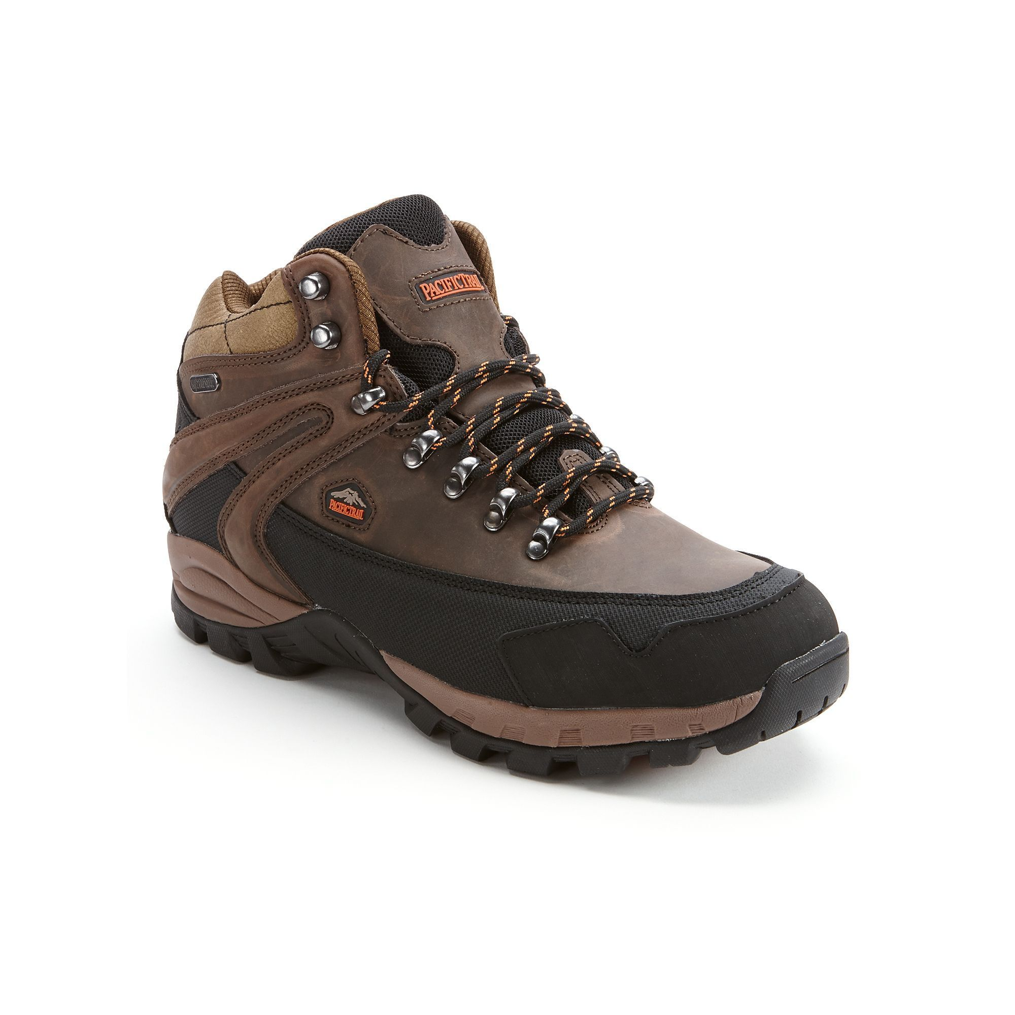4cd521c2ea8 Pacific Trail Rainier Men's Waterproof Hiking Boots | Products ...