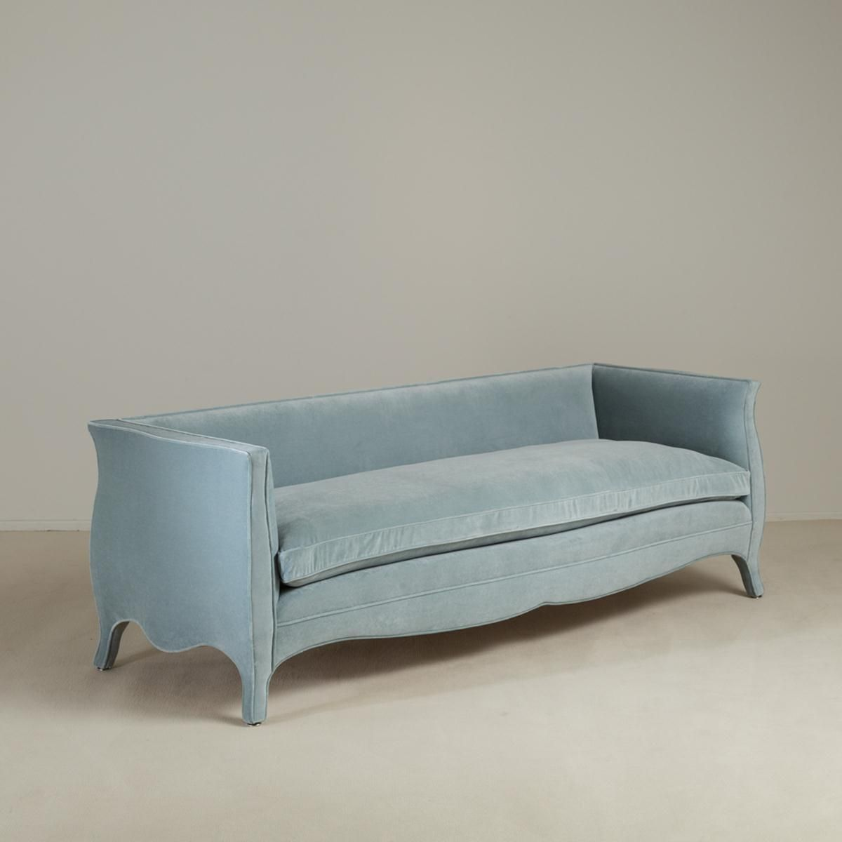 The High Backed French Style Sofa By Talisman Bespoke | Talisman